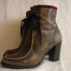 Von Dutch Women's Boots Size 8.5 M